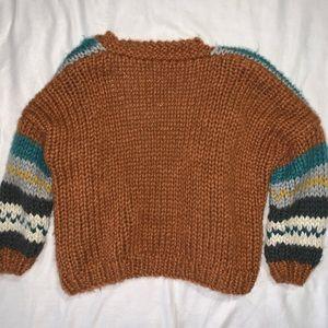 Wishlist Sweaters - Wishlist   Hand Made Chunky Knit Cardigan Sweater